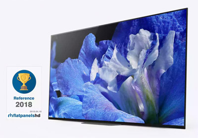 Award-winning OLED TV