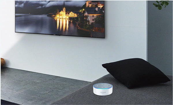 Sony OLED TV, Alexa voice control
