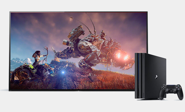 Sony OLED TV, HDR gaming